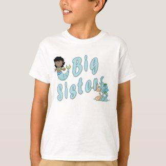 Big Sister Mermaid 2 Tee Shirts