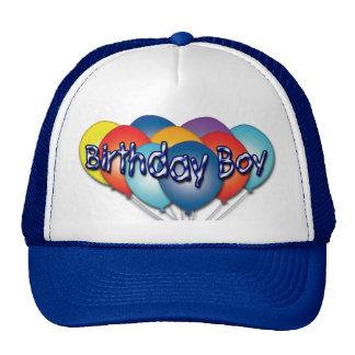 Birthday Boy Balloons Hat