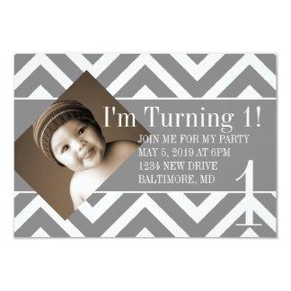 Birthday Party Invite | Turning |chevgrgr