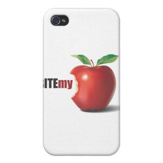Bite my apple iphone 4/4s case
