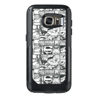 Black and White Logos OtterBox Samsung Galaxy S7 Case