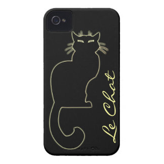 Black Cat Blackberry Bold Case Cat Lover Case