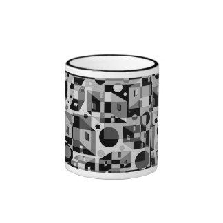 Black Hole Coffee Ringer Mug