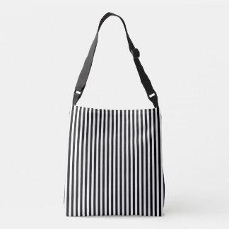 Black&White Stripes Tote Bag