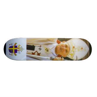 Blessed Pope John Paul II Skate Board