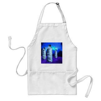 Blue Bottles (Apron) Standard Apron
