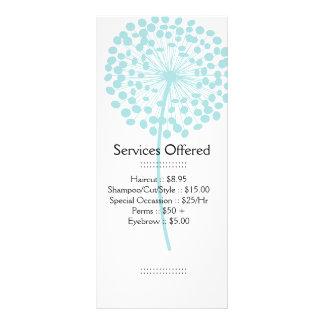 Blue Dandelion Services Rack Card