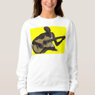 blue man singing the blues tee shirt