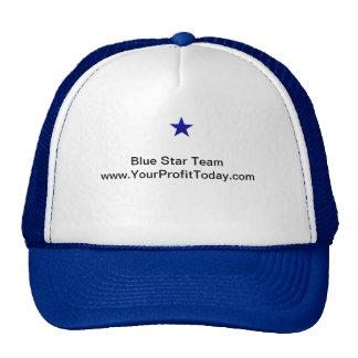 Blue Star Cap