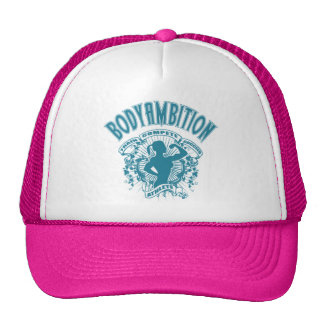 Body Ambition women's logo hat