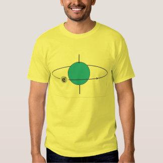 Bohr Atom Shirts