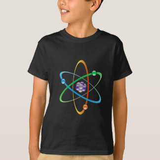 Bohr Atomic Model Tshirts