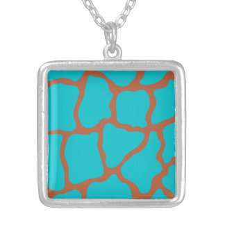 Bold Bright Turquoise Necklace