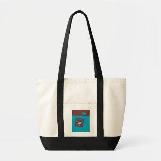 BooandLing, Boo & Ling Ling Impulse Tote Bag