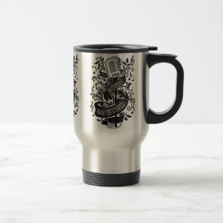 Born To Sing Gifts for the home Stainless Steel Travel Mug