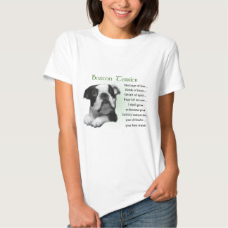 Boston Terrier Gifts T-shirt