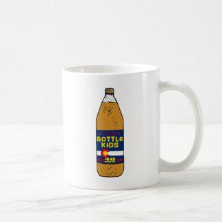 Bottle Kids 40 oz Basic White Mug