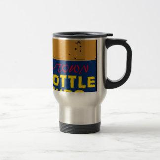 Bottle Kids 40 oz Stainless Steel Travel Mug