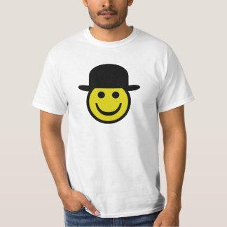 Bowler Hat Smiley Tees