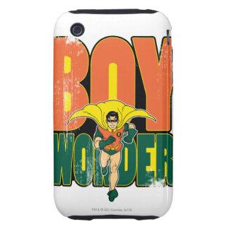 Boy Wonder Graphic iPhone 3 Tough Cover