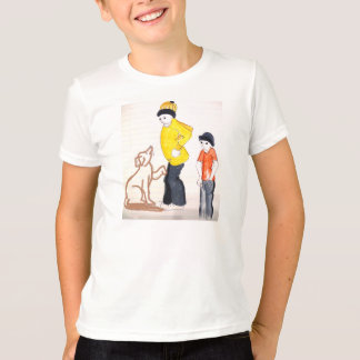 Boys n' Dog T-Shirt