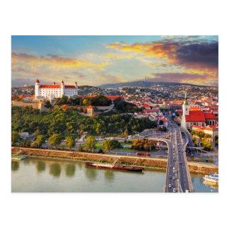 Bratislava, Slovakia Postcard