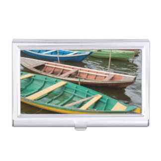 Brazil, Amazon, Alter Do Chao Business Card Holder