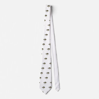 Bream Sunfish titled Tie