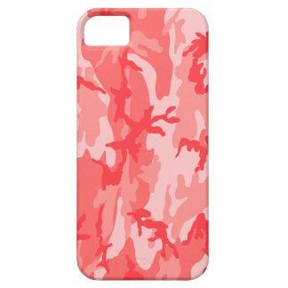 Breast Cancer Pink Camo iPhone 5 Cover