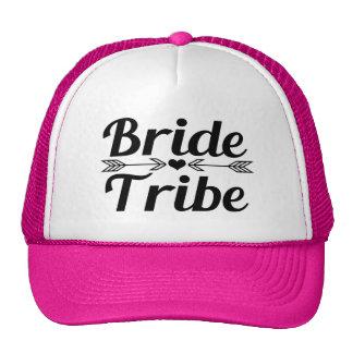 Bride Tribe Bridesmaid women's Cap