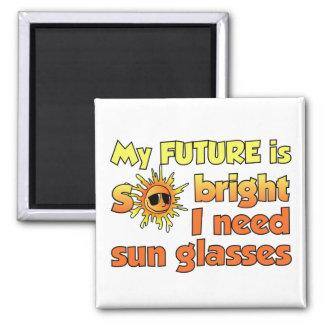 Bright Future magnet