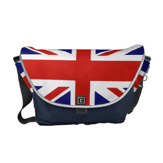 British flag commuter bags