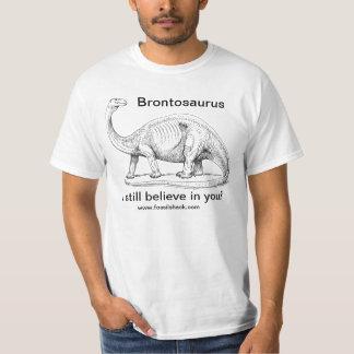Brontosaurus T-shirts