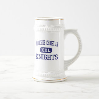 Brookside Christian - Knights - High - Stockton Beer Steins