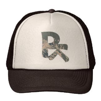 BROOTLYN Logo in Jungle Camo Cap