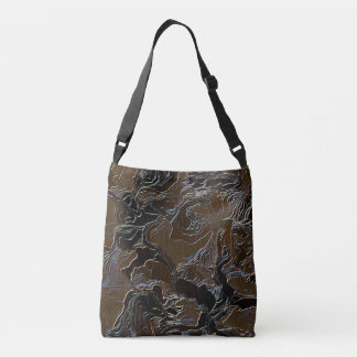 Brown Camo Tote Bag