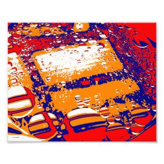 Bubbles Photo Print