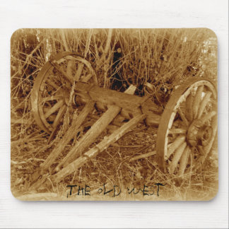 buckboard, The Old West Mouse Pad