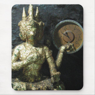 Buddha Time ... Thailand Mouse Pad