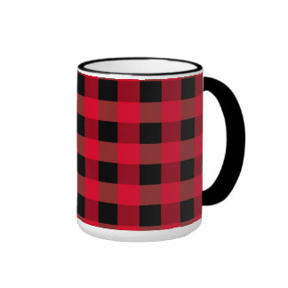 Buffalo Plaid coffee mug