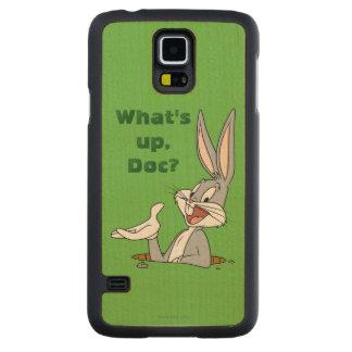 BUGS BUNNY™ Rabbit Hole Maple Galaxy S5 Case