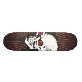 Bulging Eye Skull Board Skate Board