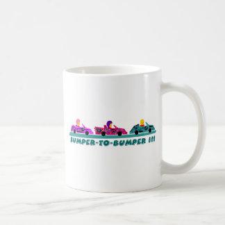 Bumper-to-Bumper Basic White Mug
