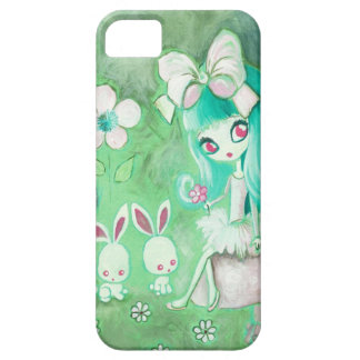 Bunny Glade (Detail) Barely There iPhone 5 Case