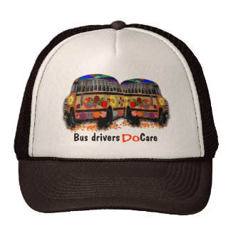 Bus Drivers Do Care Cap