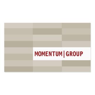 BUSINESS CARD :: modern rectangular panels 2
