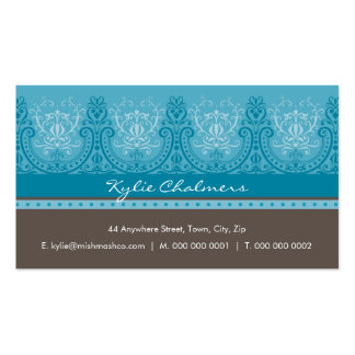 BUSINESS CARD pretty detailed