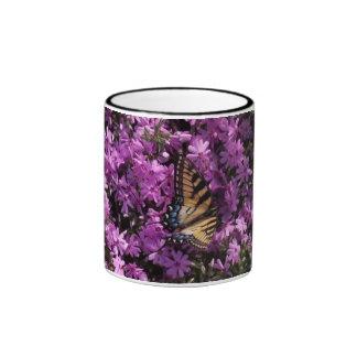 Butterfly Ringer Mug