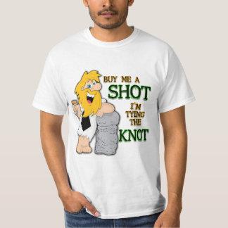 Buy Me A Shot I Am Tying The Knot Shirt