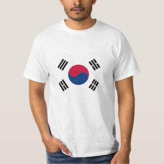 Buy South Korea Flag T Shirt